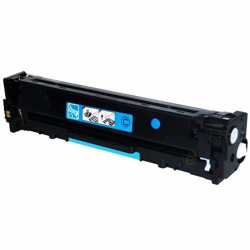 Toner Compatível HP CB541A Azul