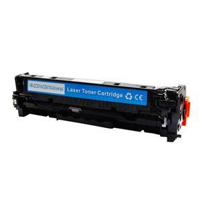 Toner Compatível HP CF381A Azul Nº312A