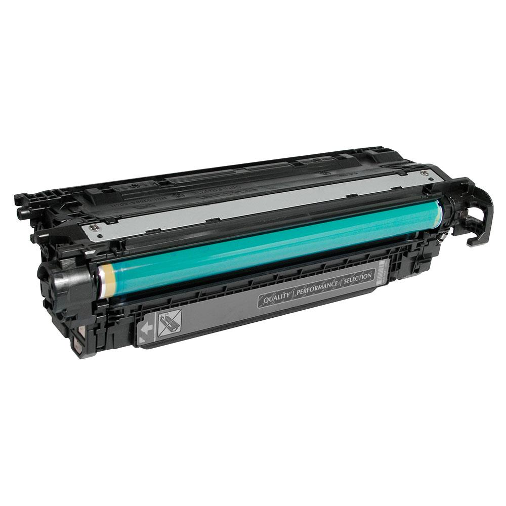 Toner Compatível HP CE250A Preto Nº504