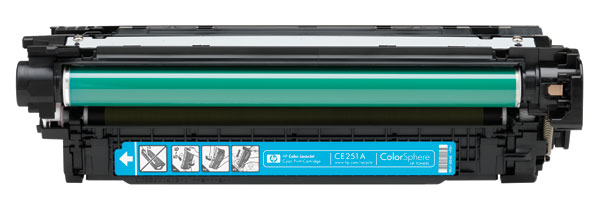 Toner Compatível HP CE251A Azul Nº504A