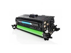 Toner Compatível HP CF321A Azul Nº653A