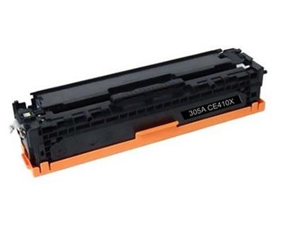 Toner Compatível HP CE410X Preto Nº305X