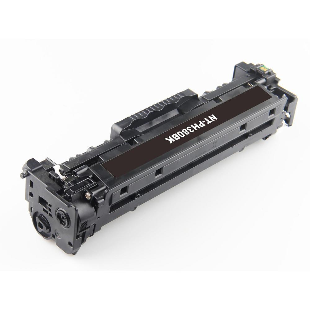 Toner Compatível HP CF380X Preto Nº312X