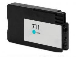 Tinteiro Compatível HP CZ130A Azul Nº711