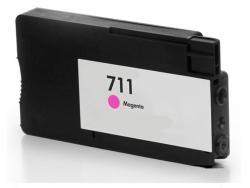 Tinteiro Compatível HP CZ131A Magenta Nº711