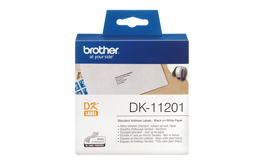 Etiquetas Original Brother DK11201