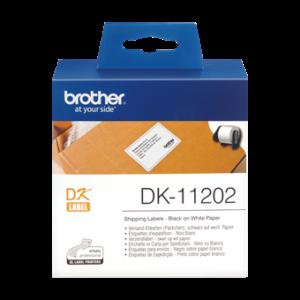 Etiquetas Original Brother DK11202