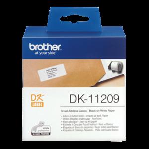 Etiquetas Original Brother DK11209