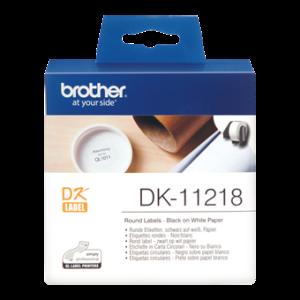 Etiquetas Originais Brother DK11218