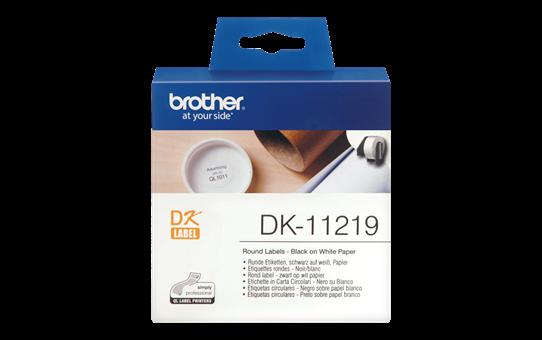 Etiquetas Originais Brother DK11219