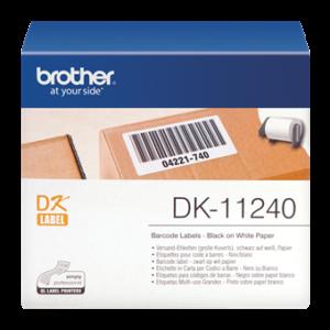 Etiquetas Originais Brother DK11240