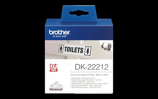 Etiquetas Original Brother DK22212