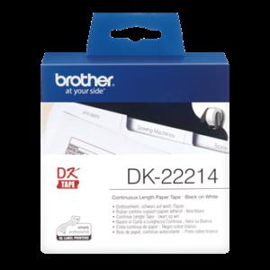 Etiquetas Original Brother DK22214