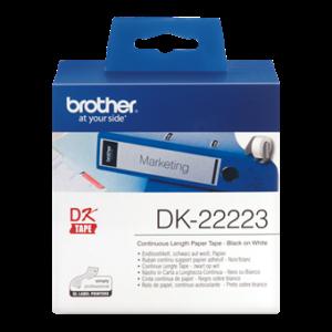 Etiquetas Originais Brother DK22223