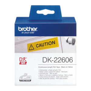 Etiquetas Originais Brother DK22606