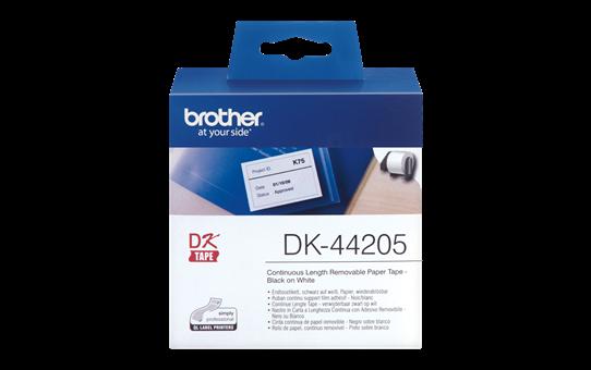 Etiquetas Original Brother DK44205