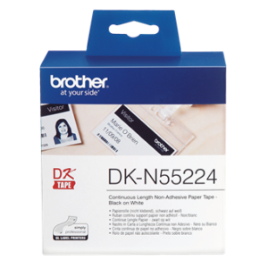 Etiquetas Original Brother DKN55224