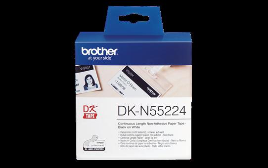 Etiquetas Original Brother DKN55224