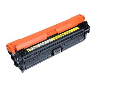 Toner Compatível HP CE272Y Nº650A Amarelo