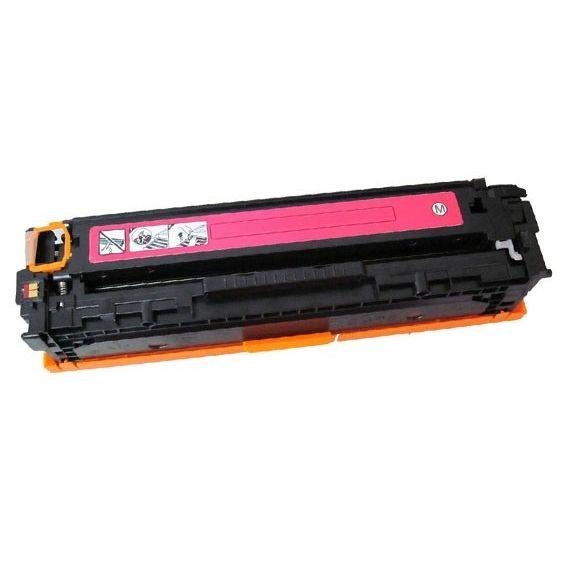 Toner Compatível HP CB543A Magenta