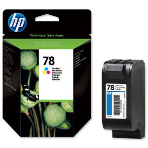 Tinteiro DeskJet 616C/920C (C6578A) Nº78 3 Cores