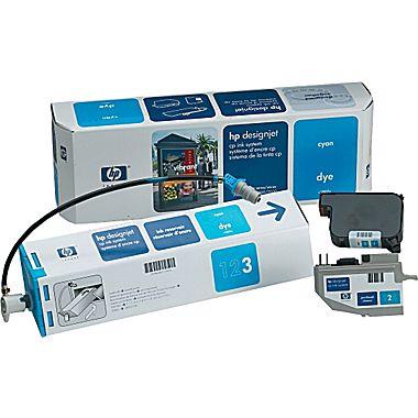 Tinteiro DSJ2000CP/2500CP (C1807A) Azul