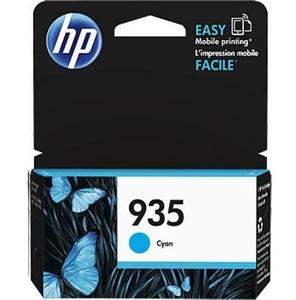 Tinteiro HP 935 Officejet 6812/6815/6230/6830 Azul
