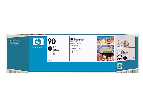 Tinteiro DesignJet 4000 (C5059A) Nº90 Preto Alta Capacidade
