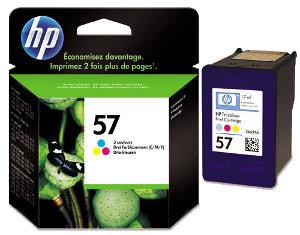 Tinteiro Deskjet 450ci/4255 (C6657A) Nº57 3 Cores