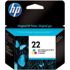 Tinteiro PSC1410 DJ3900/3920/3940 (C9352A) Nº22 3 Cores
