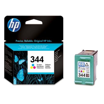 Tinteiro HP DJ 5740/5940/6540 (C9363E) Nº344 3 Cores