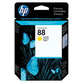 Tinteiro Officejet K550/K5400/L7680 Nº88 Amarelo