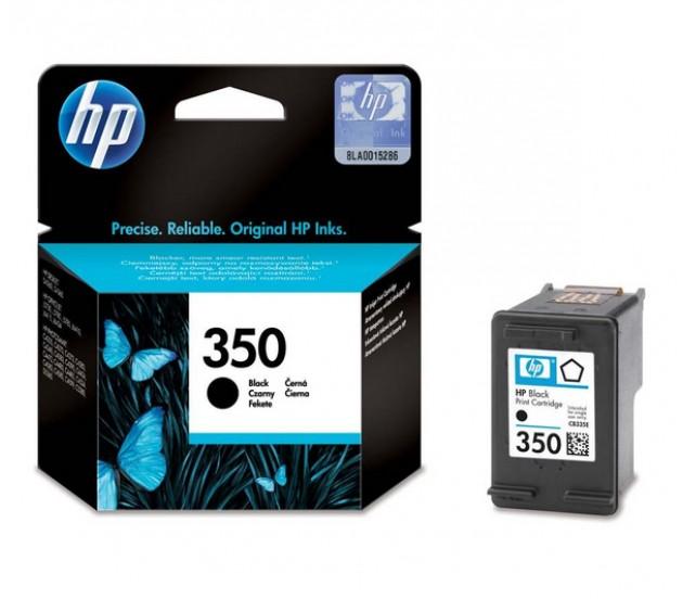 Tinteiro Officejet J5780/D4260/C4280 (CB335E) Nº350 Preto