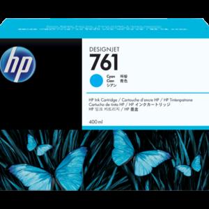 Tinteiro HP 761 Azul