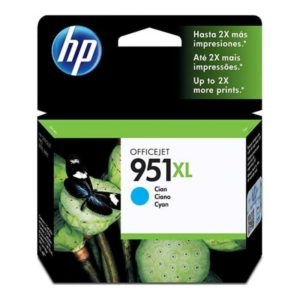 Tinteiro HP 951XL Officejet Pro 8100/8600 Cyan
