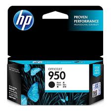 Tinteiro HP Nº950 Officejet Pro 8100/8600 Preto