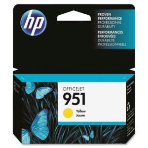 Tinteiro HP 951 Officejet Pro 8100/8600 Amarelo