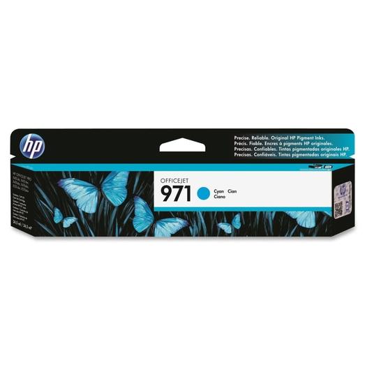 Tinteiro Officejet X451/X476/X551/X576 Nº971 Ciano