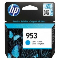 Tinteiro OfficeJet Pro 8700/8715 (F6U12A) Nº953 Azul