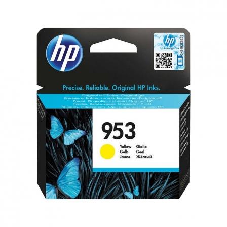 Tinteiro OfficeJet Pro 8700/8715 (F6U14A) Nº953 Amarelo