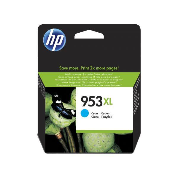 Tinteiro OfficeJet Pro 8700/8715 (F6U16A) Nº953XL Azul
