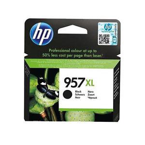 Tinteiro OfficeJet Pro 8700/8715 (L0R40A) Nº957XL Preto