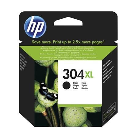 Tinteiro DeskJet 3700/3720/3730 Nº304XL Preto HP N9K08A
