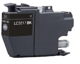 Tinteiro Compatível BROTHER LC3217 NEGRO LC3217BK