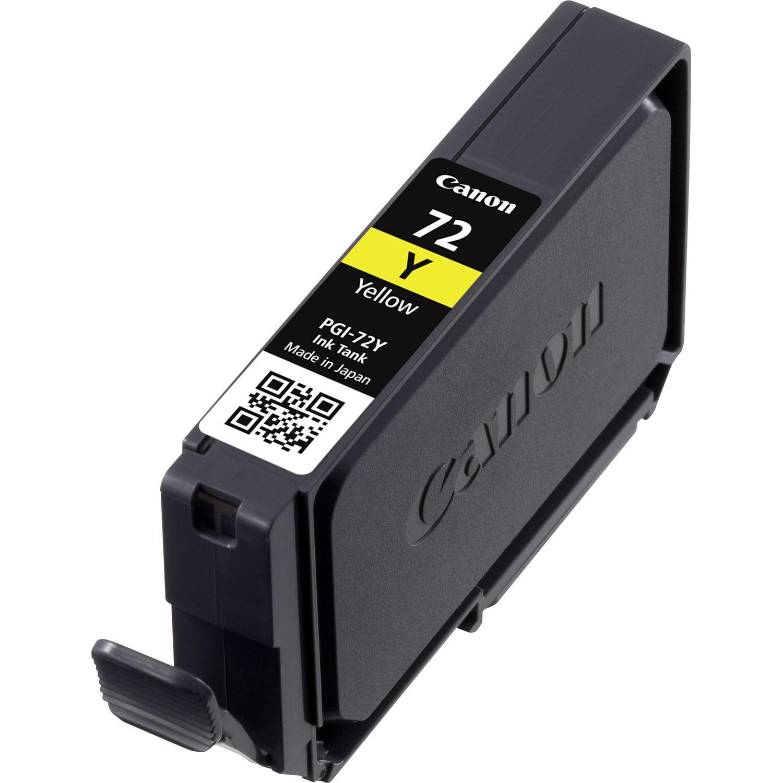 Tinteiro Compatível Canon PGI72 Amarelo