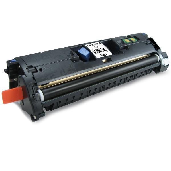 Toner Compatível HP Q3960A / C9700A Preto Nº122A / 121A