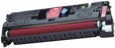 Toner Compatível HP Q3963A / C9703A Magenta Nº122A / 121A