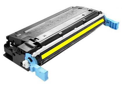 Toner Compatível HP Q5952A Amarelo Nº643A