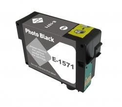 Tinteiro Compatível EPSON T1571 PRETO PHOTO