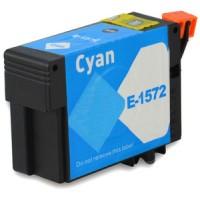 Tinteiro Compatível EPSON T1572 Azul